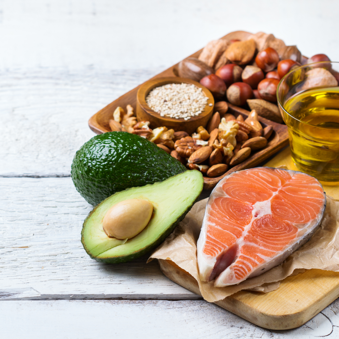 Healthy Eating in Pregnancy - Fats